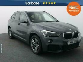 image for 2017 BMW X1 xDrive 18d M Sport 5dr - SUV 5 Seats SUV Diesel Manual
