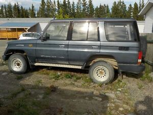 1991 Toyota Land Cruiser Wagon