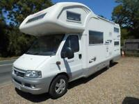 CI Mizar GT Living 6 Berth End Bathroom Motorhome For Sale