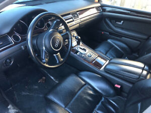Two Audi A8L for the price of one