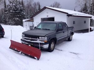 Plow truck  Reduced price