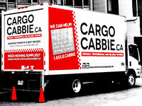 Cargo Cabbie: Last minute moving services in Toronto