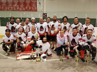 Scarborough Ball Hockey League Sunday nights