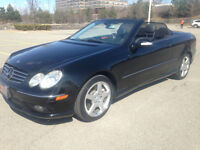 MERCEDES-BENZ CLK500 CONV. 2005 ( !! NAVIGATION, IMPECCABLE !! )