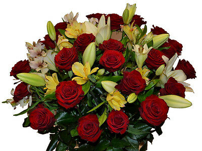 Fresh Flowers Bouquets Delivery   Delivered To Lithuania