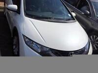 2013 HONDA CIVIC 1.4 i VTEC SE 5dr