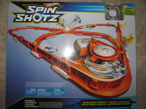 Hot Wheels Spinshotz Spinway