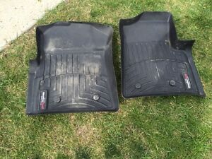 Weather Tech fitted Mats for 2012 Ford F-150
