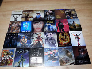 Blu-Ray Steelbooks lot