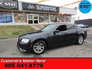 2017 Chrysler 300 Touring  NAV LEATH ROOF HS CAM DAUL-P/SEAT REM