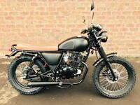 Mutt Mongrel 125 learner legal own this bike for only £14.81 a week