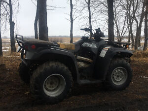 Looking to Sell 2006 Suzuki Eiger 400 4X4