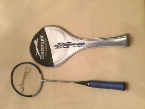 Two Beginner, badminton Racquets