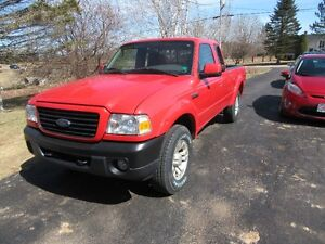 2008 Ford Ranger SPECION  EDITION 4X4 AUTO  ONLY  122 KM