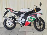 Rieju RS3 125 LC Pro Racing