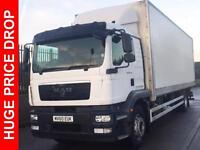 2010 MAN TG-M 18.250 4X2 BB L Diesel white Manual