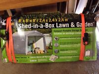 Shed in a box