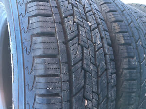 """10 Ply -- General Grabber 17"""" Truck Tires. New removed"""