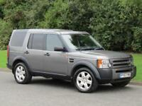 2008 Land Rover Discovery 3 2.7 TDV6 GS Manual 6 Speed 7 Seat 5 Door Diesel 4x4