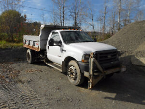 2004 Ford F-550 Camionnette