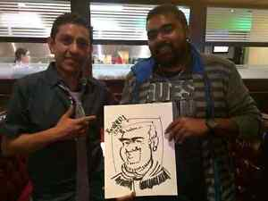 caricature art for  events  West Island Greater Montréal image 10