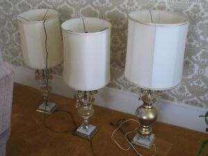 Classic Table Lamps