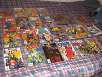 X-man & X-men Comics