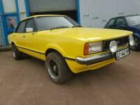 Ford Cortina 3.0 MK4 - RHD Import from South Africa