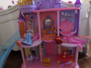 Big Princess Castle