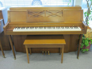 Two pianos for sale $1000 each incl warranty, del & tuning