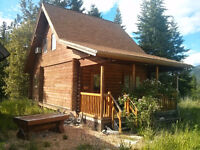 Manufactured Log Cabin-  GREAT DEAL!