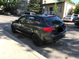 2006 Audi A3 2.0 turbo Cuir mags toit panoramique