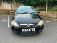 2006 Vauxhall Corsa 1.4i 16V Design 3dr Auto HATCHBACK Petrol Automatic