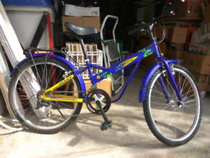 Giant Morph J 480 Play Station bike