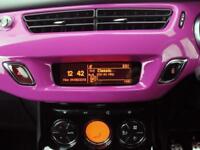 2014 CITROEN DS3 1.6 THP 16V 155 DSport Pink 3dr