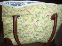 ROMANTIC PICNIC BAG---NEW!