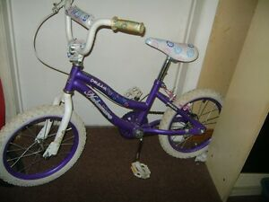 GIRLS BICYCLE 16 INCH FRAME