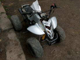 Kazuma Falcon 125cc Quad Bike With Reverse Gear (Part X)