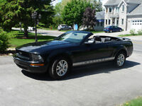 2006 Ford Mustang cuir Cabriolet