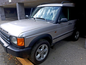 2001 Land Rover Discovery ll