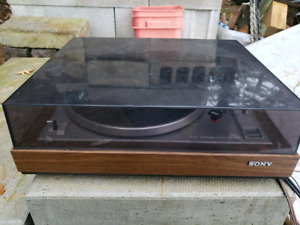 Sony PS-1350 Turntable Rare!
