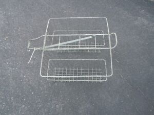 Wald Rear Twin Bicycle Carrier