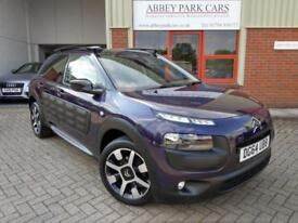 2015 (64) Citroen C4 Cactus 1.2 PureTech Flair - Petrol - Manual