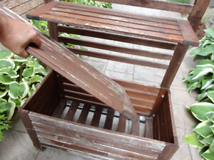 Two Red Cedar Planter Box With Trellis and Shelves -$120.00/ea Kitchener / Waterloo Kitchener Area image 6