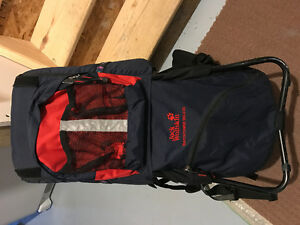 Baby Carrier Backpack EUC