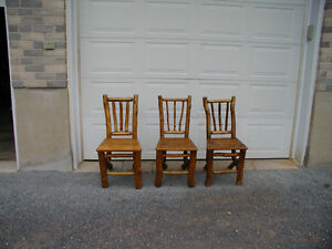 Cottage Chairs cica 1950