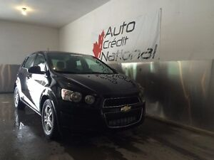 Chevrolet Sonic LT AUTOM A/C GR ELECT BACKUP CAM 2015