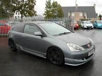 2004 Honda Civic 2.0 i VTEC Type R 3dr