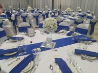 Mariage decoration housses nappes