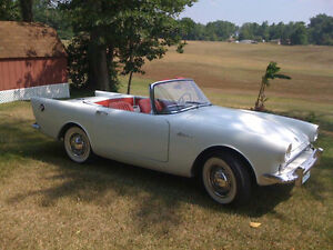Sunbeam Alpine project or parts wanted.